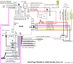 radio wiring diagram honda civic radio wiring diagrams online