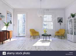 Scandinavian furniture style Bedroom Scandinavian Design Style 3d Rendering Illustration Concept Alamy The Modern Interior Scandinavian Design Style 3d Rendering Stock