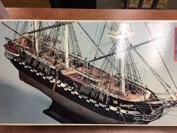 mamoli mv31 uss constitution 1 93 scale wood ship model kit em dp for