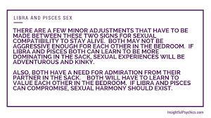 Libra And Pisces Compatibility In Sex Love And Friendship