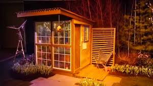 tiny backyard home office. tiny art studio cabin designed for tree house usetiny workshop youtube backyard home office