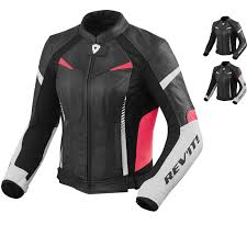 rev it xena 2 las leather motorcycle jacket