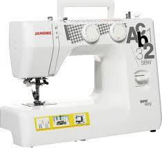 <b>Швейная машина Janome Sew</b> Easy — купить в интернет ...