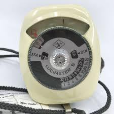 Agfa Light Meter Agfa Germany Lucimeter S Photography Light Meter Exposure