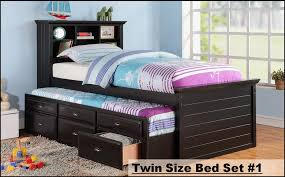 Twin size bed with mattress Trundle Bed Twin Size Bed Set Wtrundle Cheap Furniture And Mattresses Bedroom Sets Cheap Furniture And Mattresses