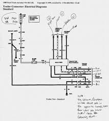 great ford 7 pin trailer plug wiring diagram connector for pick up unique ford 7 pin trailer plug wiring diagram for large reference