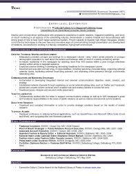 Entry Level Resume Adorable Samples Resumes Entry Level Resume Prime Folous