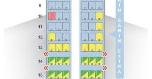 American Airlines 738 Seating Chart Lovely American Airlines 737 800 Seat Map Seat Inspiration