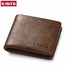 dompet pria kulit asli import genuine leather wallet men coin purse
