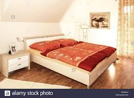 Schlafzimmer Wohnen Innenaufnahme Inneneinrichtung Wohnung Wohnraum