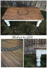 coffee table ideas for refinishing ideasrefinished painted refinish ideas