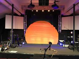 Lion King Stage Design Cloth Sun Church Stage Design Ideas Scenic Sets And