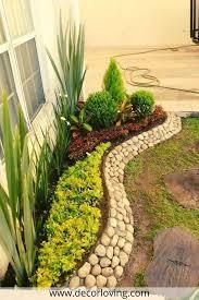 12 best simple garden edging ideas that