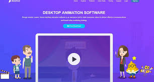 this budding desktop animation maker undoubtedly takes the lead when it es to free to and user friendly software suitable for windows os