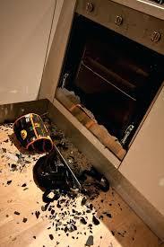 clean inside glass oven door glass oven door explosion by clean glass oven door with dishwasher