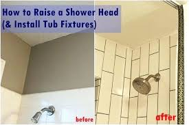 how to install a new bathtub installing a shower faucet how to install new bathtub valve