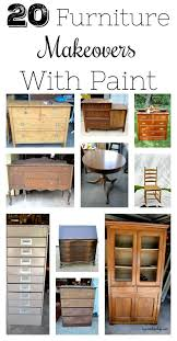 furniture makeovers. Pin This · 20 Furniture Makeovers With Paint - These From My Creative Days F
