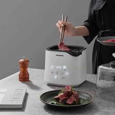 Youpin Daewoo K3 Nồi Chiên Không Dầu Air Fryer Lò Nướng Điện Không Có Dầu  Thông Minh Mini 3D Không Chiên Công Nghệ One Click Công Tắc nướng|Lò