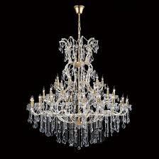 Каскадная <b>люстра Crystal Lux Hollywood</b> SP53 Gold — купить ...