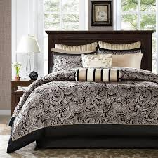 27 best black and white bedding sets images on with regard to beautiful comforters inspirations 11
