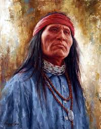 artist james ayers has sold apache pride which features an apache man dressed in his finery james ayers specializes in images of historic native america