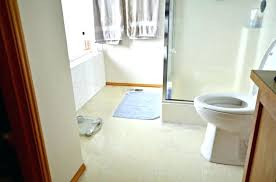diy bathroom floor step 1 remove the old flooring diy bathroom flooring install diy bathroom floor six impressive projects using tile