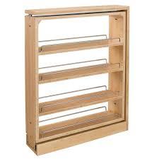Rev A Shelf 30 In H X 6 In W X 23 In D Pull Out Between Cabinet