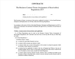 Download and use these documents to clearly define the terms, conditions, and expectations for every agreement. 22 Business Contract Samples Examples Ms Word Pages Google Docs Pdf Examples