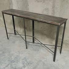 narrow console table. Narrow Console Table R