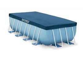 <b>Тент Intex</b> для каркасных бассейнов 389x184 см <b>28037</b> — купить ...