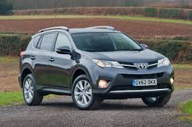 Toyota RAV4 updated for 2014 | Auto Express