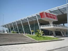 Aeropuerto Internacional Madre Teresa