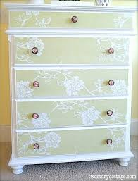 how to wallpaper furniture. Modren How Two Story Cottage Wallpaper Dresser Tutorial Complete With Donts Throughout How To Furniture U