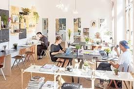 Hình ảnh minh họa văn phòng làm việc