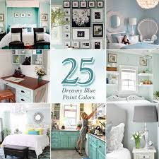 aqua paint color25 Dreamy Blue Paint Color Choices  Pretty Handy Girl