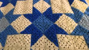 Quilt Star Crochet Blanket - YouTube &  Adamdwight.com