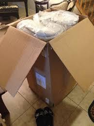 novaform 14 serafina pearl gel king memory foam mattress. the box our novaform 14\ 14 serafina pearl gel king memory foam mattress f