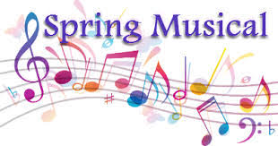 Image result for spring musical clipart