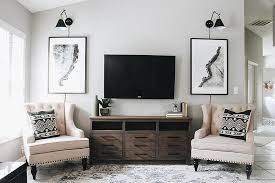 If you have brought home a huge tv, you will wish to show it off to the guests coming home of course. 27 Modern Tv Mount Ideas For The Living Room And Beyond Photos