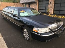 Limousine for sale: 2003 Lincoln Town Car in Caldwell, NJ - #10666 ...