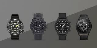 best black watches for men askmen best black watches for men © askmen