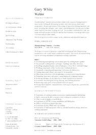 Welder Resume Fascinating Sample Resume 44g Welder Also Welder Resume Sample Welder Fabricator