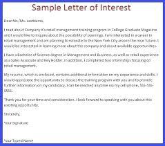 Interest In Job Resume Megakravmaga Com