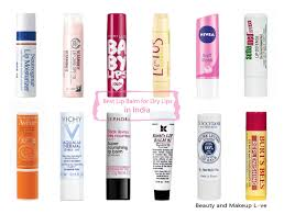 best lip balm for dry chapped lips
