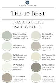 Good The Best Warm Gray And Paint Colours Greige Colors Behr .
