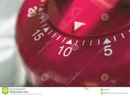 Timer 10 Minutes Macro Of A Kitchen Egg Timer 10 Minutes Stock Photo Image Of