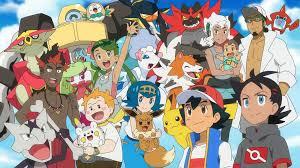 Pokemon anime hành trình hình thành và phát triển đến nay