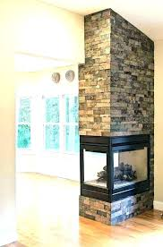 two sided fireplace insert double gas 3 for amazing 2 outdoor ga
