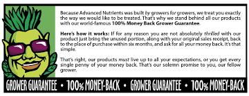 Iguana Juice Organic Oim 1 Part Organic Base Nutrients