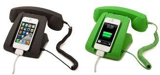talk dock phone stand